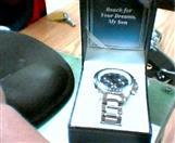 BRADFORD EXCHANGE Gent's Wristwatch CHRONOGRAPH WATCH